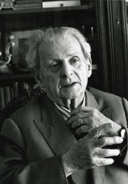 Emmanuel Lévinas (1906 - 1995)
