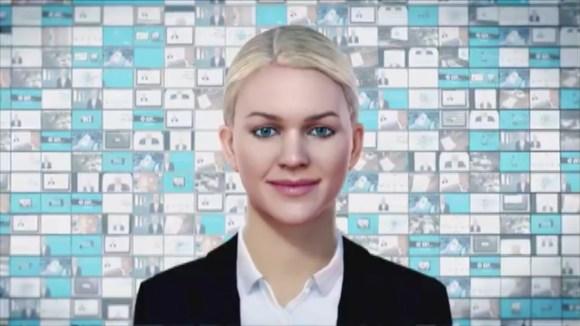 Amelia,. la segretaria artificiale