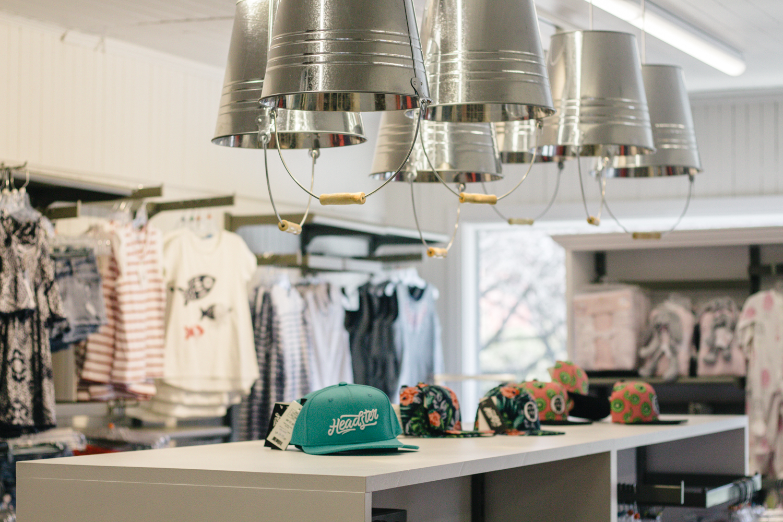 Design commercial-Boutique Origène