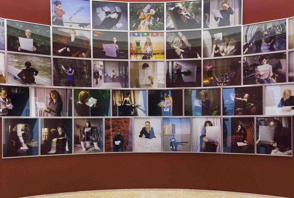 """""""Working-through"""" public and private labour: Sophie Calle's 'Prenez soin de vous'"""