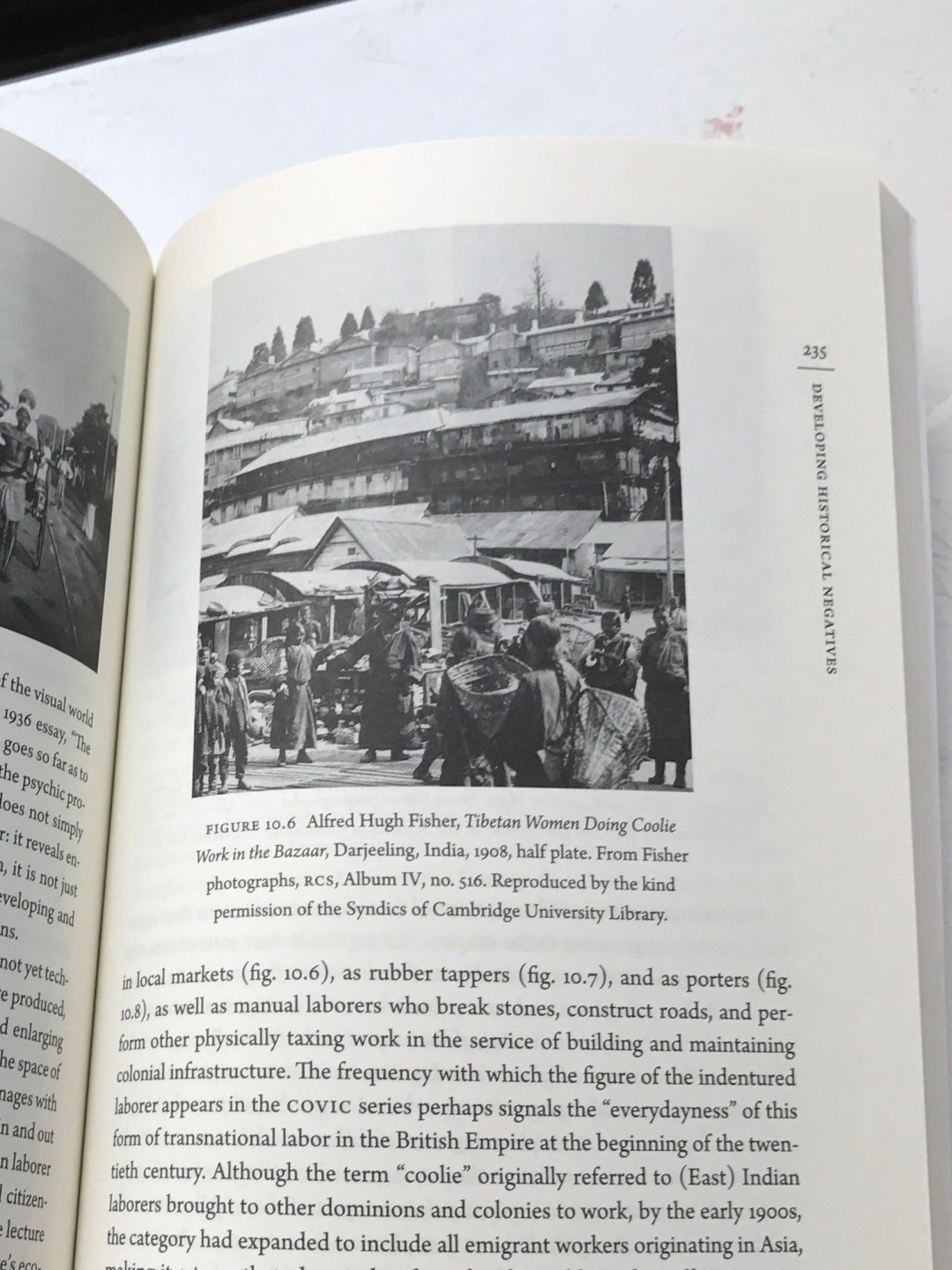 """Developing Historical Negatives"""" out now in Photography and"""