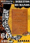 Menção Honrosa - Concurso Nacional de Cartazes 60 Anos Declaração Direitos Humanos