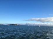 Boats gathering
