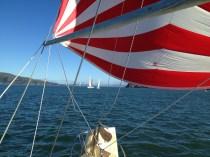 Cruising to Red Rock