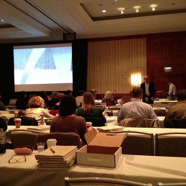 Edward Tufte data seminar