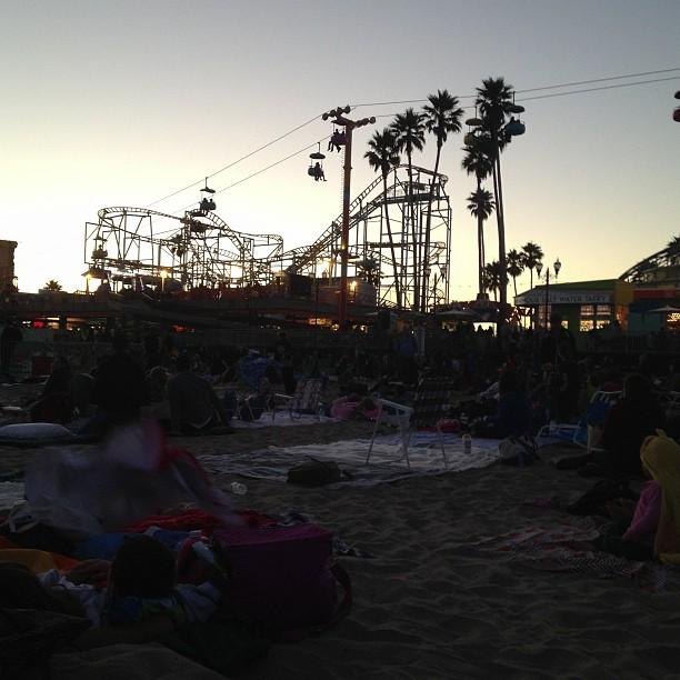 Free movie night at the Boardwalk!