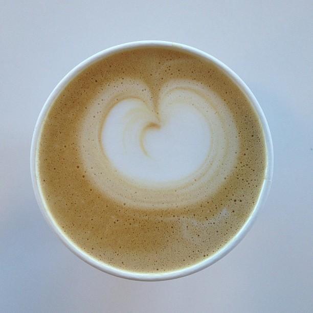 Holy latte