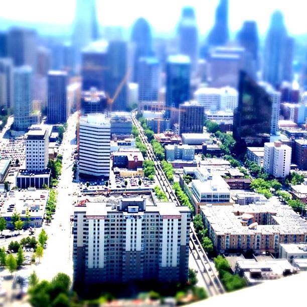Monorail - so small :)