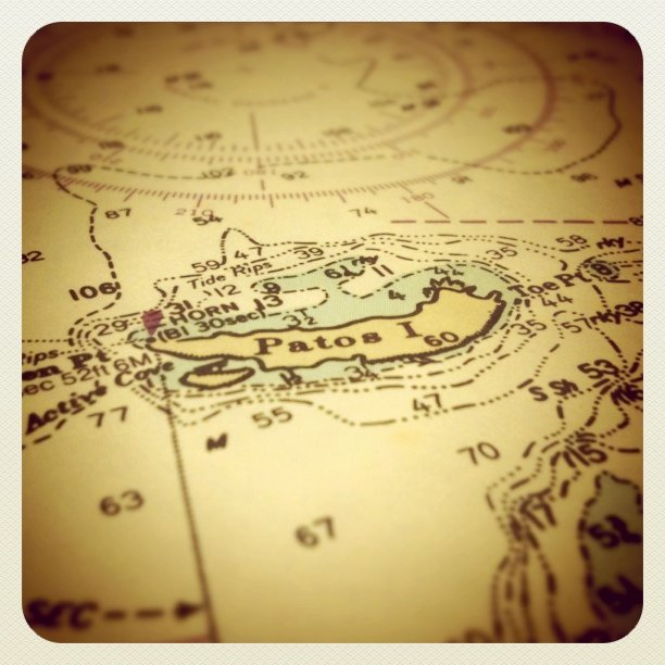 Planning for sailing in the San Juan islands