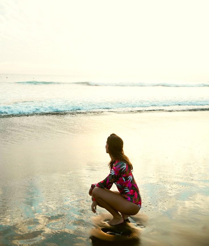 Billabong beach photoshoot by Gabriel Solis