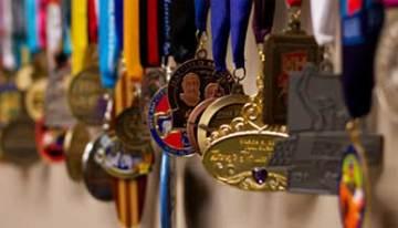 Mic sfat pentru aranjarea medaliilor