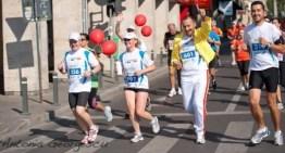Va prezint echipa fantastica de pacemakeri de la Maratonul International Bucuresti RBBIM 2013!