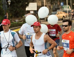 Inscriere echipa oficială de pacemakeri Bucharest Marathon 2017!