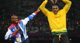 Batalia titanilor Usain Bolt vs Mo Farah la 600m sau 800m