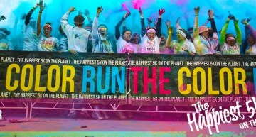 Mai ai trei zile să te inscrii la prima cursă colorată din România