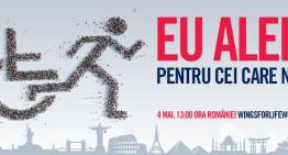 Ne vedem la Wings for Life World Run – alergam impreuna pentru cei care nu pot