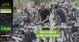 S-a dat startul înscrierilor la Herbalife Brasov Triathlon 2015!