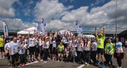 Un nou record la Wings for Life World Run