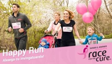 Pe 7 iunie te invit la Happy Run