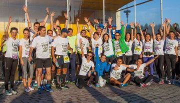 5 ani de Primul Maraton – Raiffeisen Runners