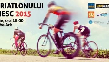Invitație la Gala Triatlonului Românesc 2015