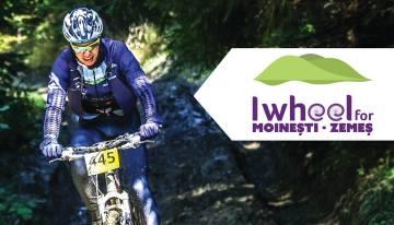 Invitație la pedalat – I wheel for Moinești Zemeș 2017