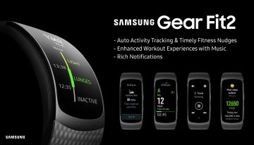 Review Samsung Gear Fit 2 PRO