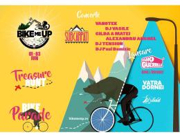 Bike Me Up. Vatra Dornei. 1-3 iunie