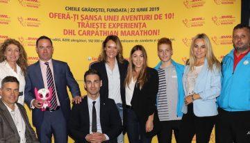 DHL Carpathian Marathon la ediția aniversară