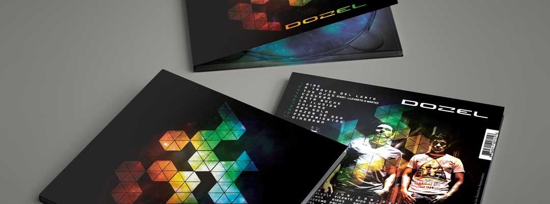 Diseño de disco para Dozel de Panamá
