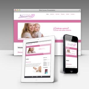 Diseño de Logo y Web