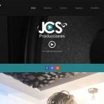 Web Landing Page JCS