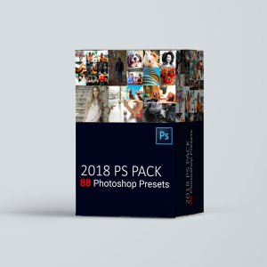 88 Photoshop Presets Pack