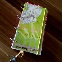365/364 - DIY - mein Kalender 2014 als freebie