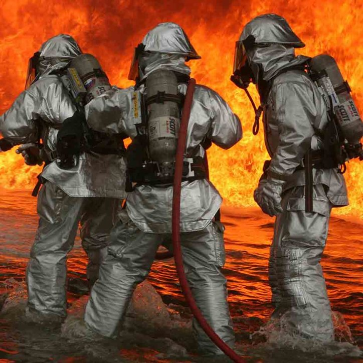 Gabson Professional School of Safety and Engineering - HSE Training and Certification Fire fighting