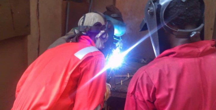 Gabson Professional School of Safety and Engineering Welding Training