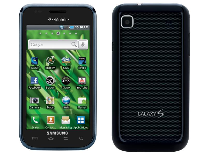 """Restaurar el Samsung Vibrant a su """"estado original"""""""