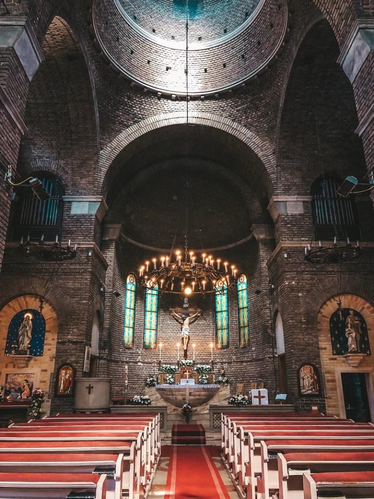 Bazilica Romano-Catolica Sf Anton de Padova
