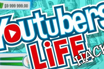 hack youtubers life