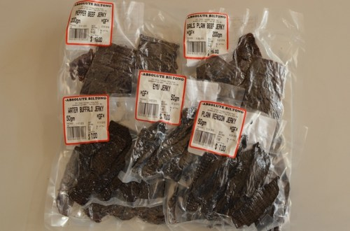 Absolute Biltong jerky