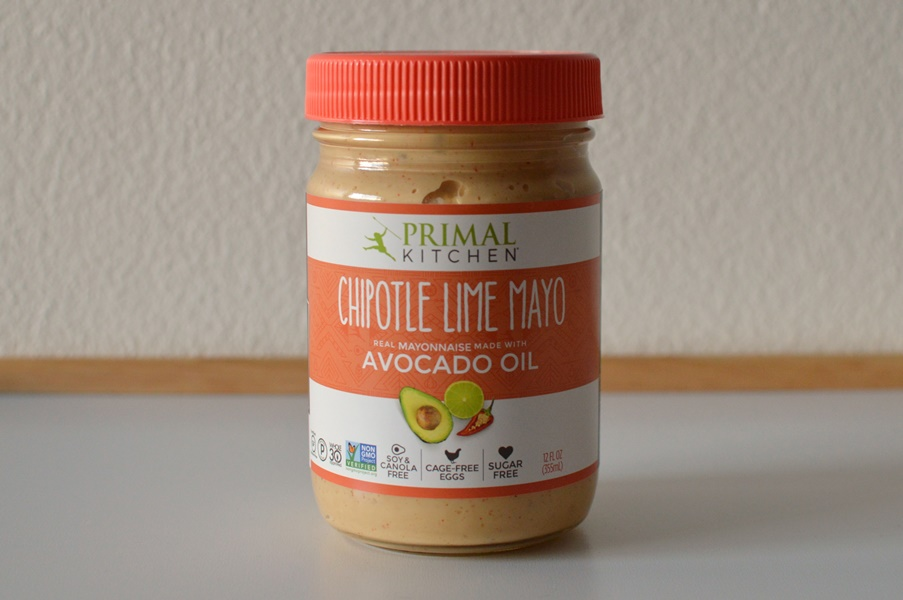Primal Kitchen chipotle lime mayo