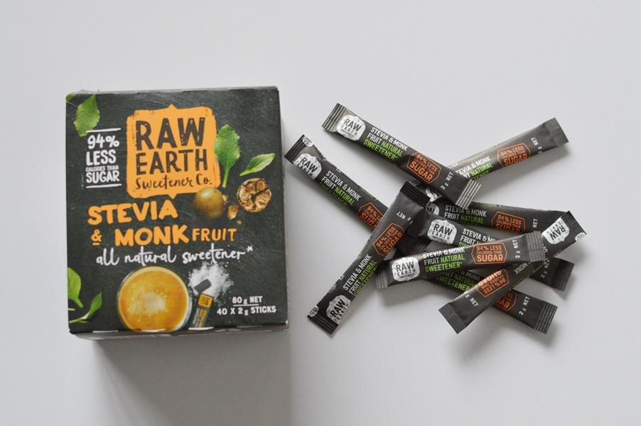 Raw Earth sweetener