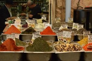 Spices @ Mahane Yehuda Market
