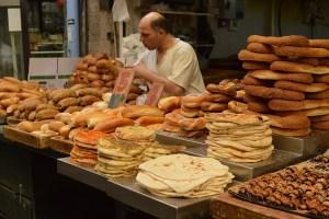 Bread @ Mahane Yehuda Market