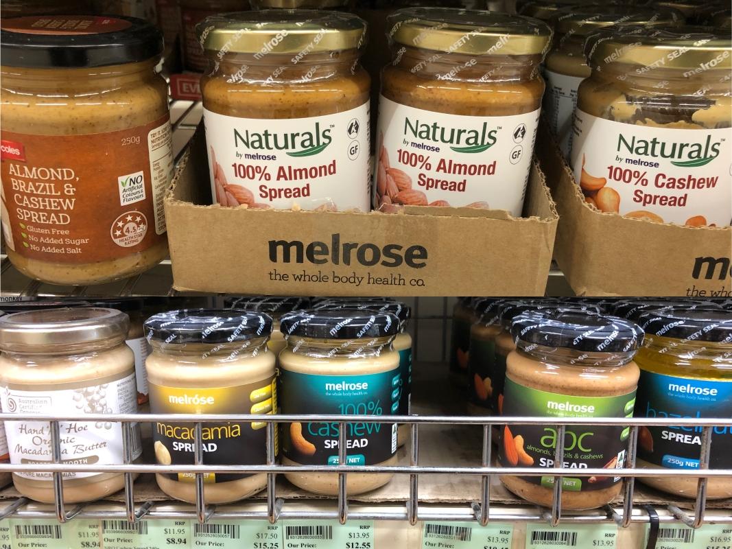 peanut butter alternatives