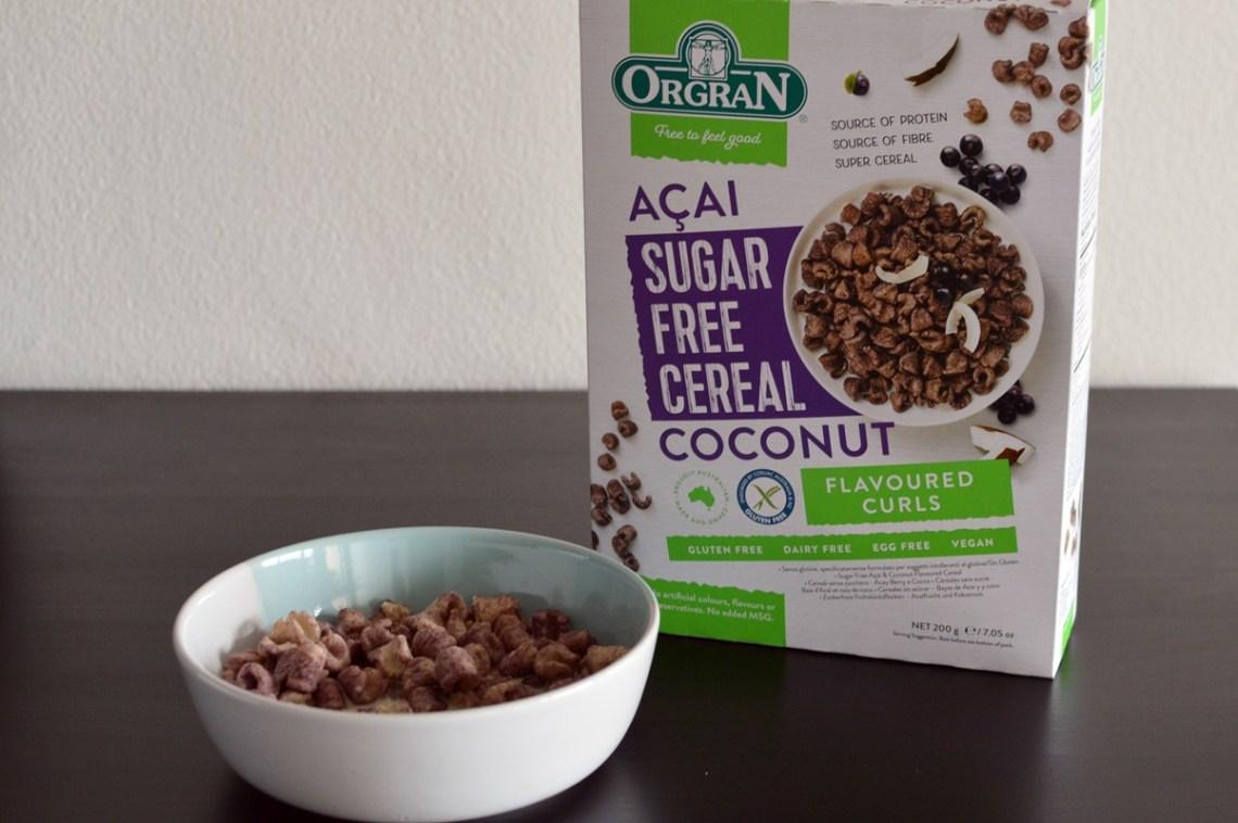 Orgran Sugar-Free Cereal