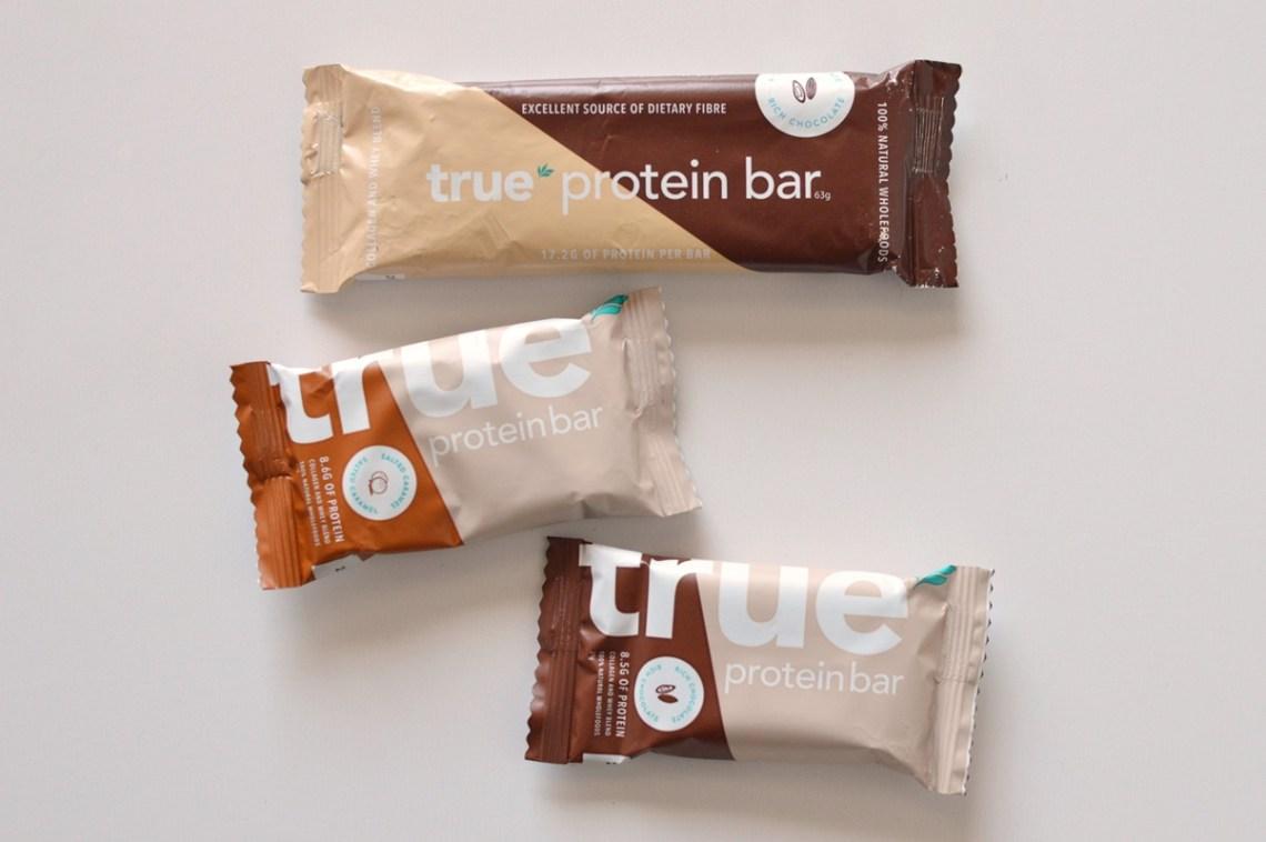 true protein bars
