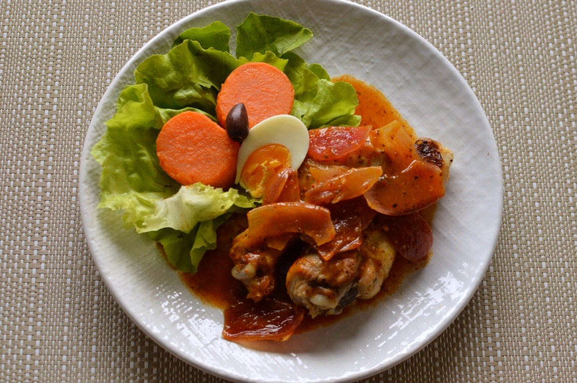 Escabeche de pollo