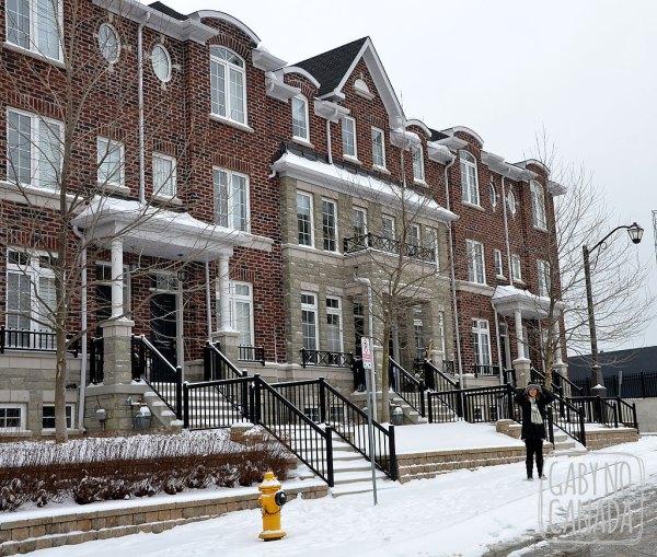 Casas De Estilo Vitoriano Em Toronto - Gaby Canad
