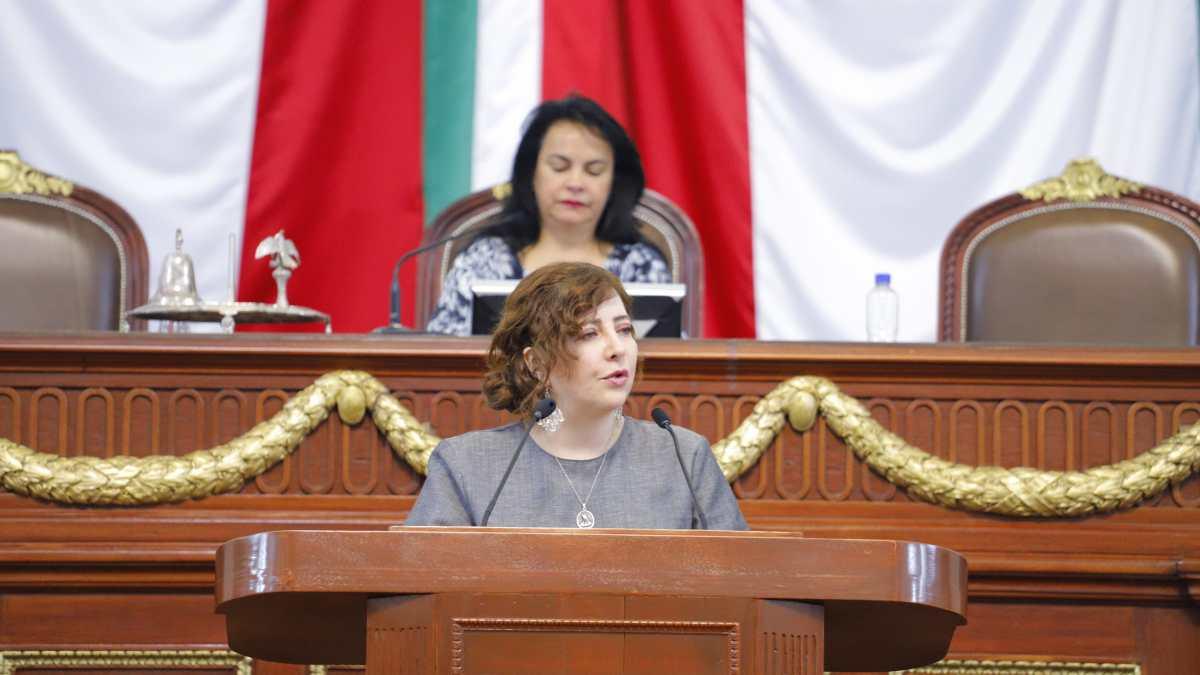 Presenta Dip. Gabriela Salido punto de acuerdo y exhorto al gobierno de la CDMX en materia ambiental
